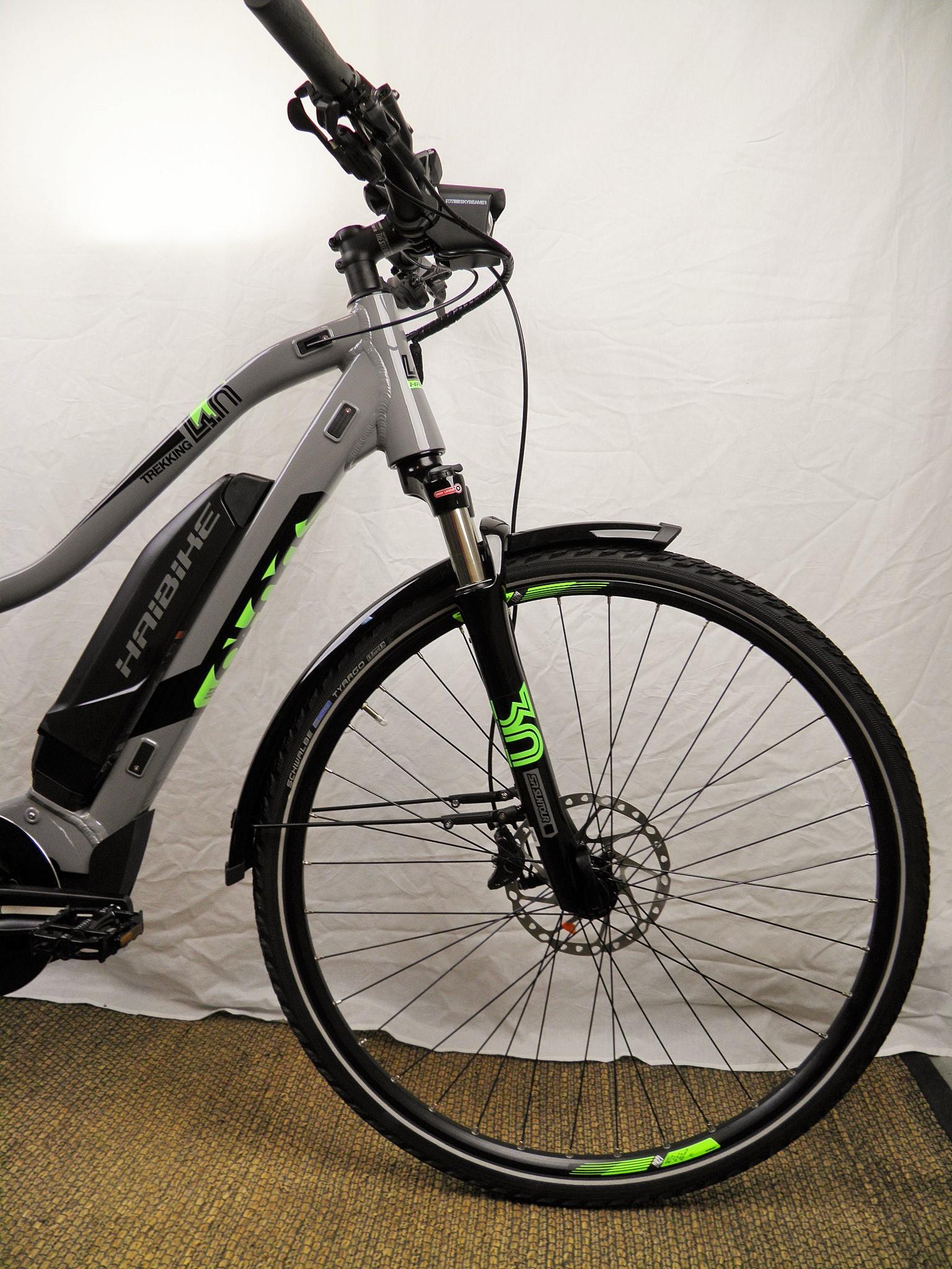 """Haibike Sduro Trekking 4.0 Lady 28"""" 20-v + Yamaha PW-SE 70Nm/250W/36V/ 500Wh"""