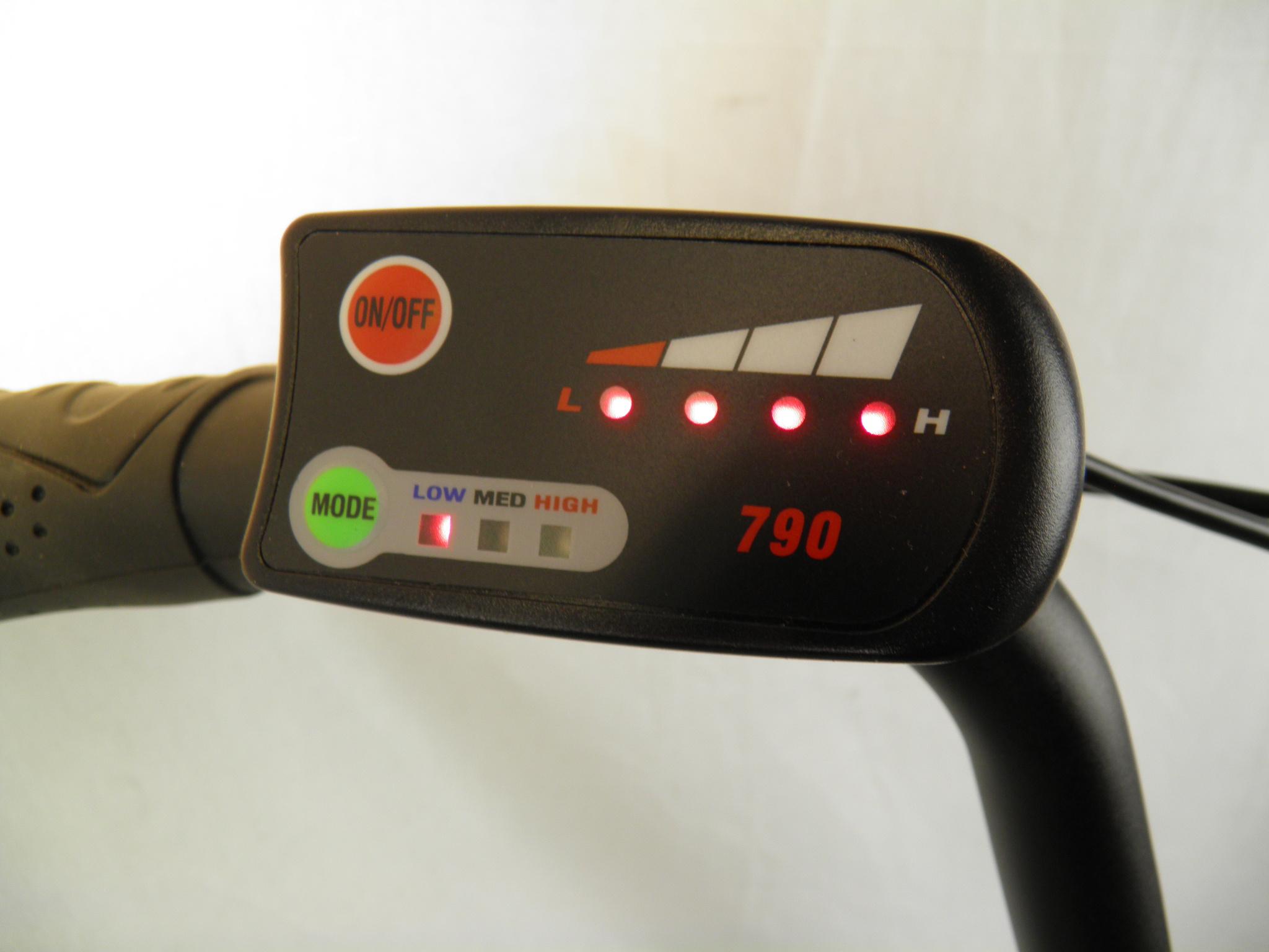 """E-JOPO 24"""" 3-v 250W / 36V / 374Wh /32Nm sähköpyörä"""