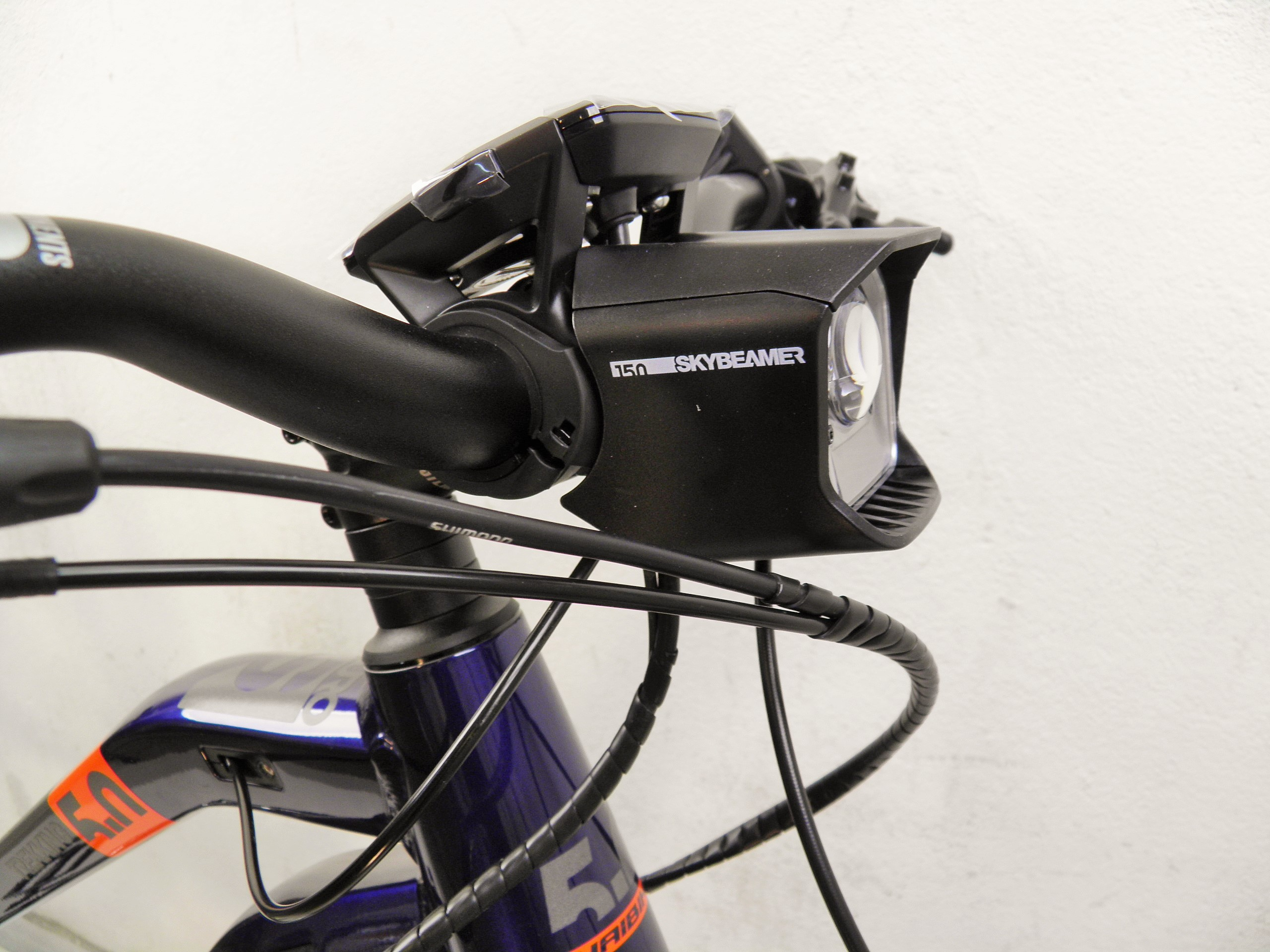 """2020 Haibike Sduro Trekking 5.0i Lady 28"""" 20-v Yamaha PW-ST 70Nm/250W/500Wh"""